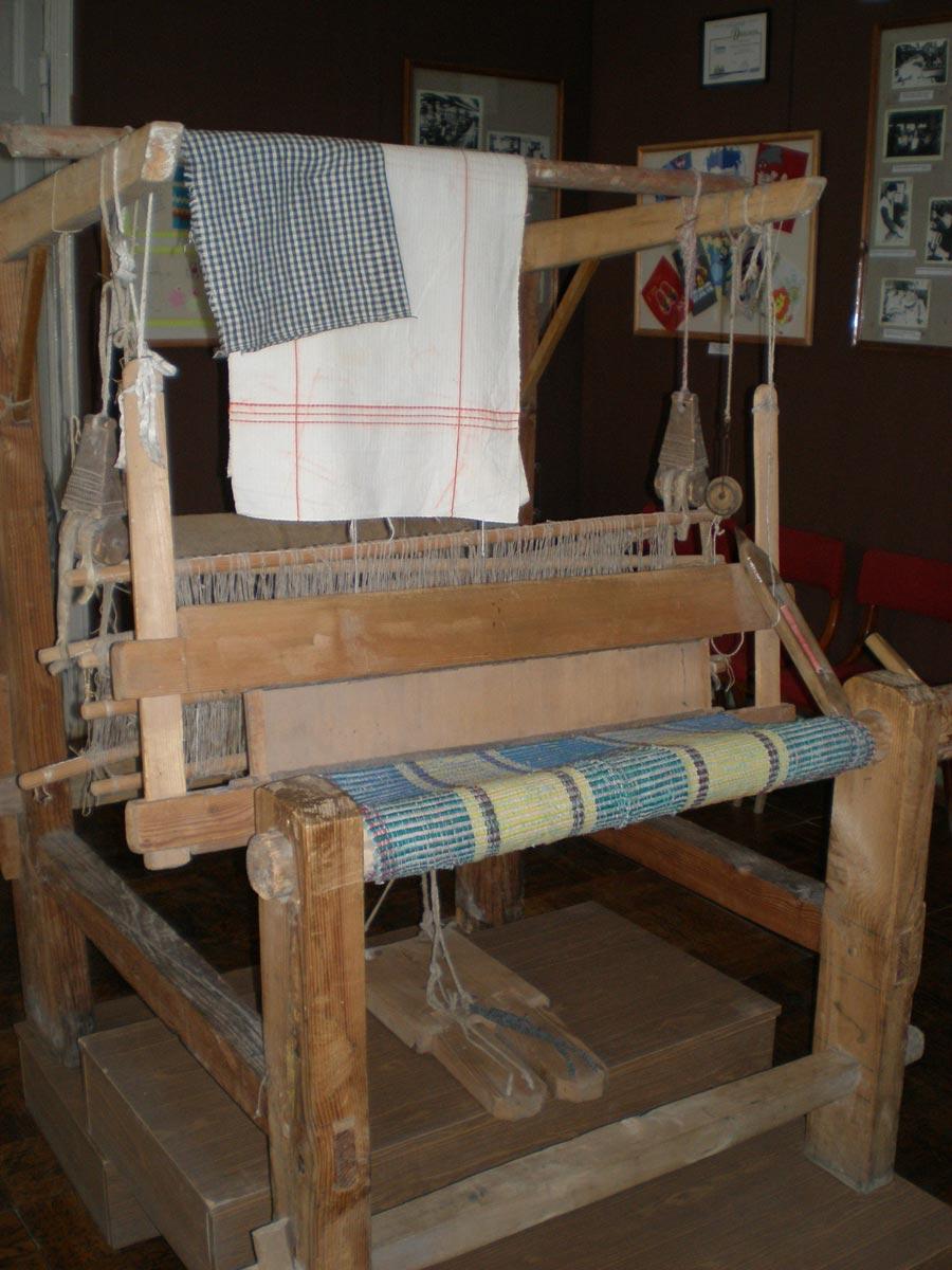 Станок для ткания половиков своими 24